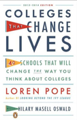 Colleges That Change Lives: 40 You Should Know About Even If You're Not A Straight-A Student
